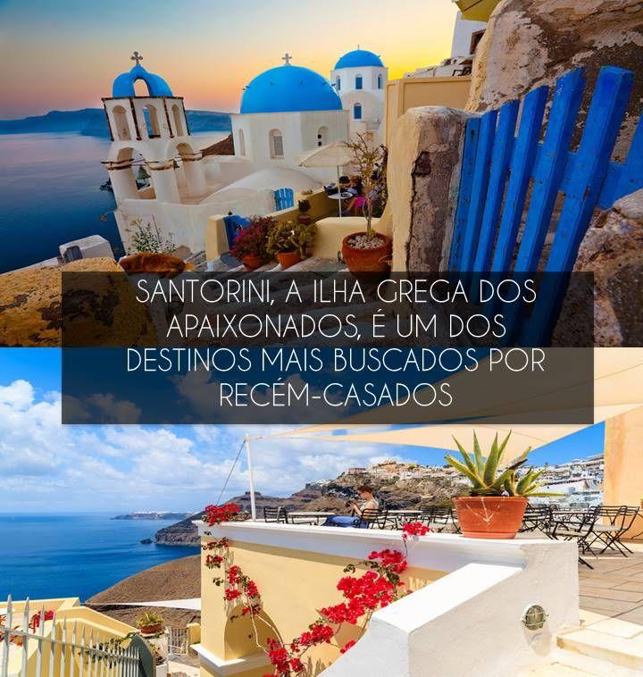 A Grécia é um dos destinos mais incríveis e charmosos quando o assunto é uma viagem romântica. Não é à toa que uma de suas ilhas se tornou o destino preferido de casais em lua de mel: estamos falando de Santorini, o charmoso vilarejo em meio ao Mar de Egeu que por si só já é um lugar de deixar qualquer um boquiaberto. Somado a isso, hotéis aconchegantes e praias paradisíacas só tendem a deixar a experiência ainda mais agradável.