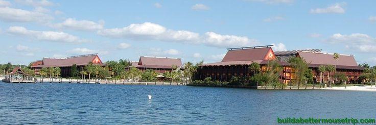 Movies under the Stars schedule for Disney's Polynesian Village Resort