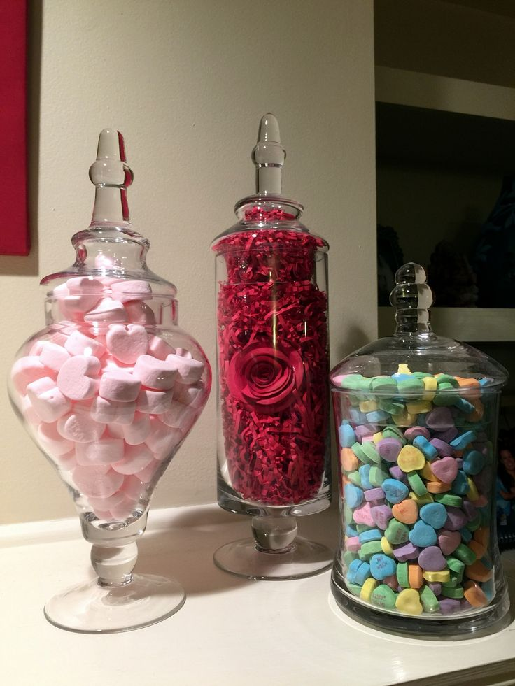 $5 Valentine's Day Apothecary Jar Fillers