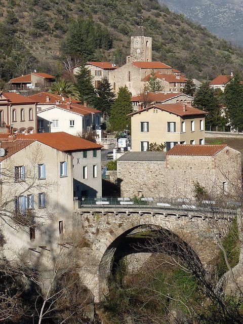 Prades ~ Pyrénées ~ Languedoc-Roussillon ~ France