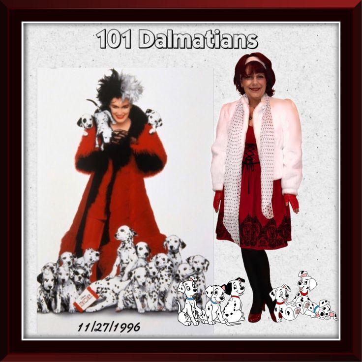 Disney Movie, Movie Release Date 11/27/1996, Disney's 101 Dalmatians, 101 Dalmatians Disneybound, Disney's Cruella de Vil, Cruella de Vil Disneybound, Disney Villain, Disney Villain Disneybound, Disney Villains, Disney Villains Disneybound, Red Dress, Red Dress Disneybound, Hot Topic Dress, Hot Topic Dress Disneybound, Red Disneybound, Disneybound Red