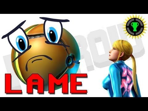 Game Theory: The Metroid Morph Ball is LAME! - YouTube