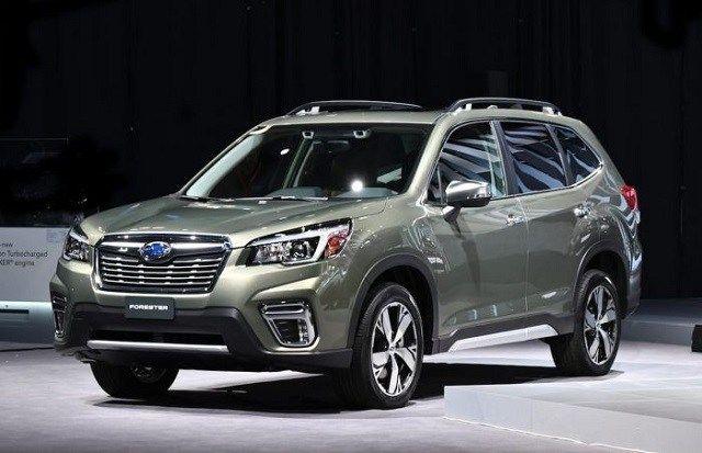 2020 Subaru Forester Xt Turbo