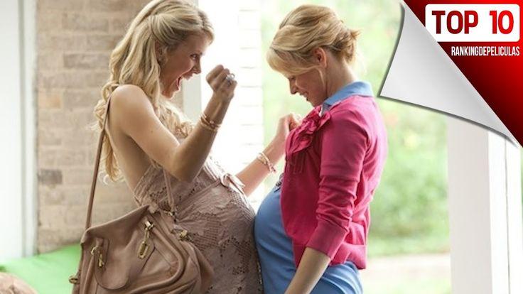 Las 10 Mejores Peliculas De Embarazos