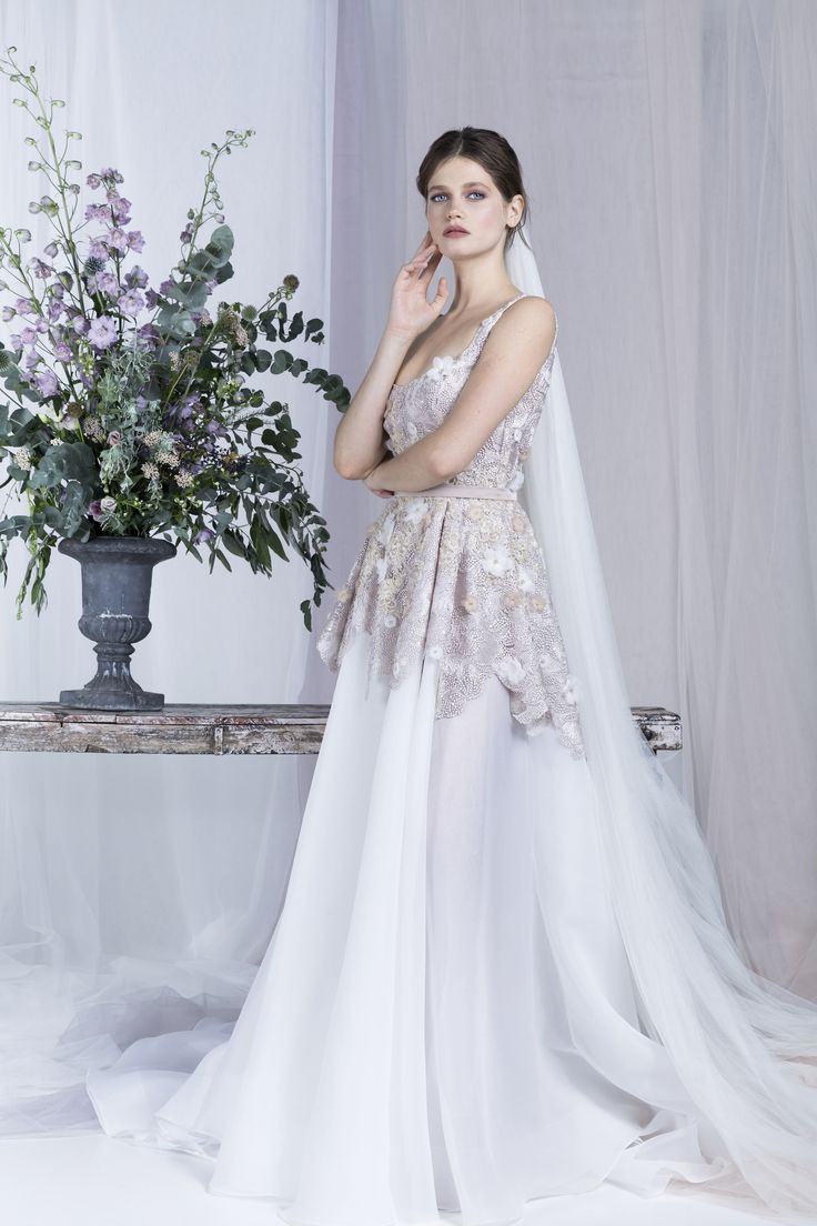 Caterina Wedding Gown - Rochia de mireasa Caterina