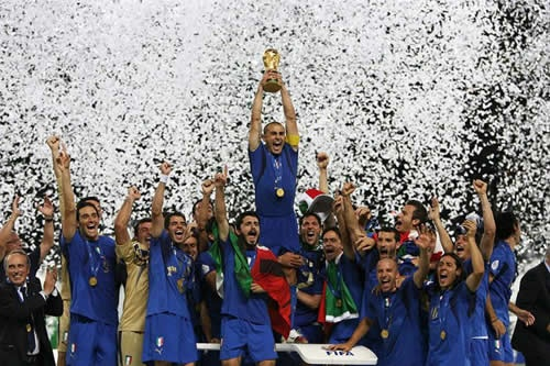 italy, world cup 2006