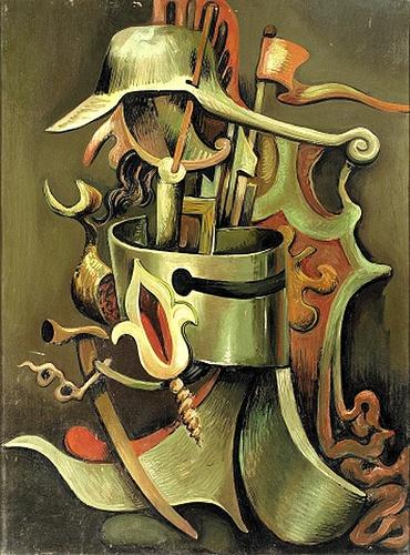 Seligmann, Kurt (1900-1962) - Herold (Christie's New York, 2000)