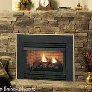 ventless fireplace inserts for home | Monessen DIS33 Ventless Fireplace Insert Vent Free Logs Free