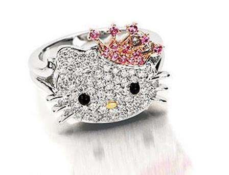 13 best Hello Kitty images on Pinterest | Hello kitty jewelry ...