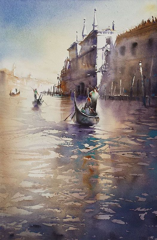 Stage Aquarelle En Octobre 2016 Reims 51 Aquarelle