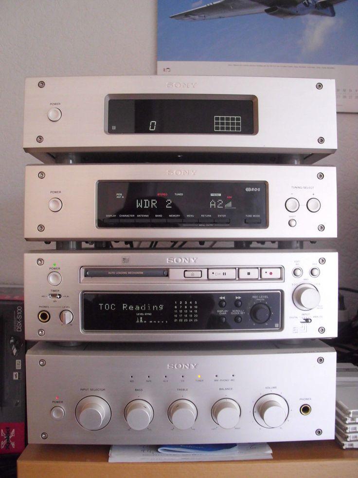 Die besten 25 musikanlage ideen auf pinterest projektionswand tv heimkino beamer und lcd - Audio anlage wohnzimmer ...