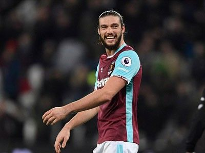 West Ham have rejected offers from Chinese clubs for Andy Carroll. The 6ft 4ins striker was a target for Tianjin