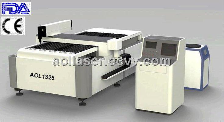 YAG600W Laser Metal Cutting Machine AOL-1325 in China (1325) - China Laser Metal Cutting Machine Price;Heat Cutting Machine;CNC Laser Cut...