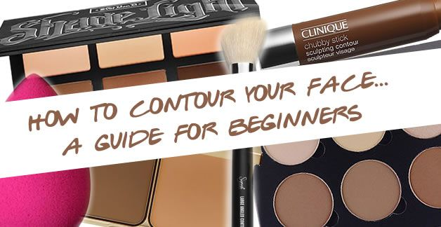 How to Contour Your Face: A Guide for Beginners - I sure wish there were more tutorials for creams...Me & Powder don't make the greatest friends!