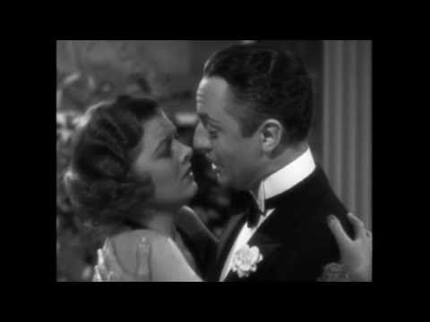 """Nick and Nora Charles """"THE THIN MAN"""" TRIBUTE William Powell & Myrna Loy. These two had great chemistry!"""