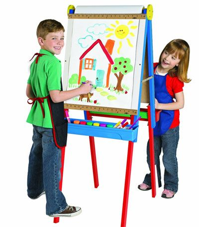 10 best images about kids easels on pinterest chalkboard easel dry erase whiteboard and kids. Black Bedroom Furniture Sets. Home Design Ideas