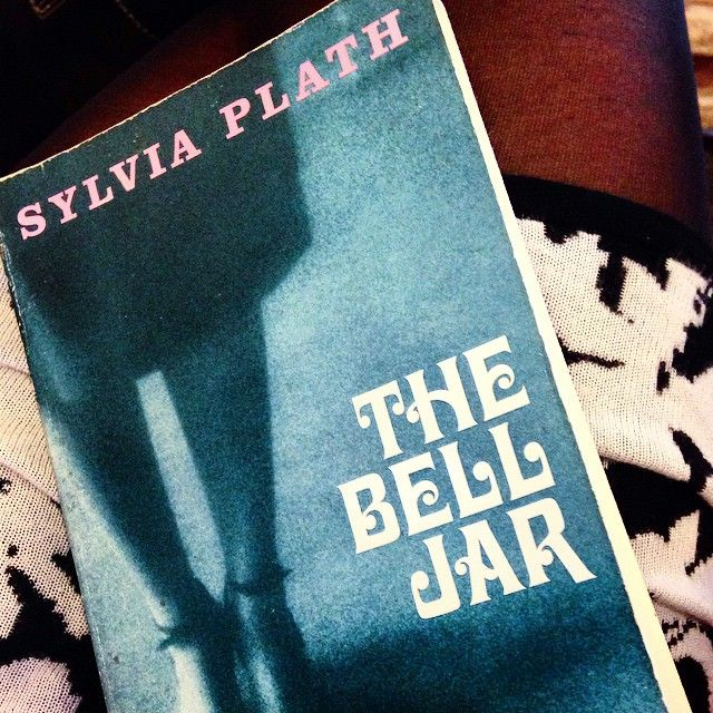 The Bell Jar by Sylvia Plath 📚