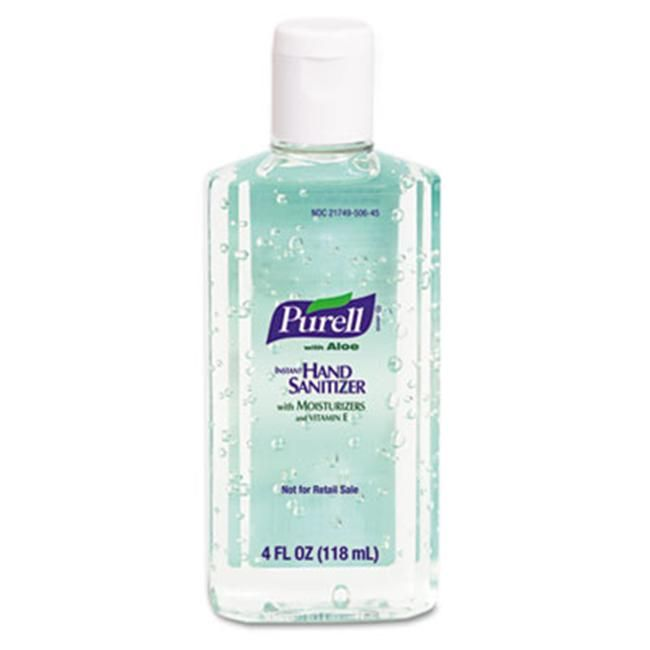Gojo Industries 3639 12 Purell Advanced Hand Sanitizer Aloe