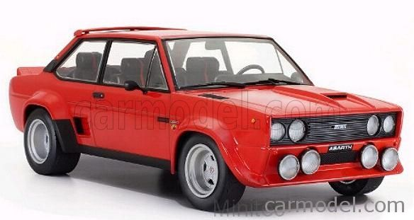 Fiat 131 Abarth Stradale 1980 Fiat Model Old Cars