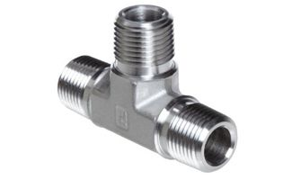 Stainless Steel Male Tee Stainless Steel Elbow Fittings, Manufacturers and Exporters of Stainless Steel Male Tee, Suppliers of Stainless Steel Male Tee, Stainless Steel Female Crosses BSP NPT NPSM BSP Crosses, Stainless Steel Pipe Fittings, Stainless Steel 37 Degree Flare Tube Fittings, Stainless Steel Single / Twin Ferrule Compression Fittings