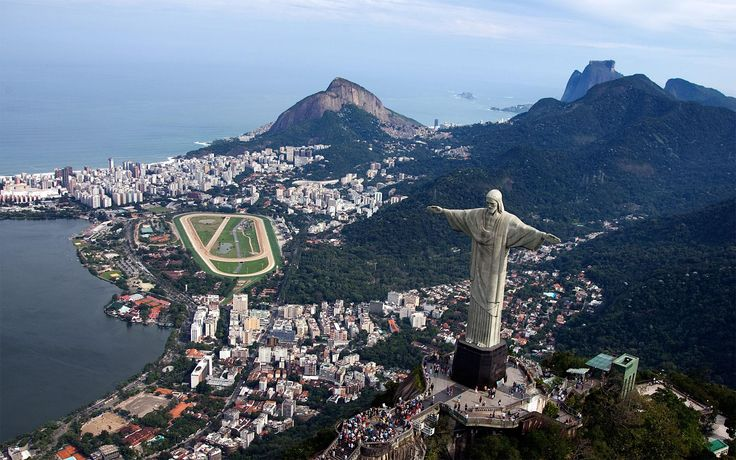 Christ the Redeemer or Christ of Corcovado is a statue of Jesus of …