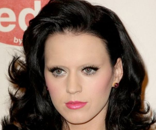 Celebrities Without Eyebrows | Famous People With No ...