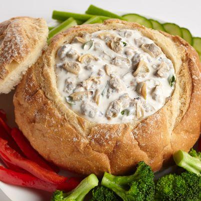chicken of the sea clams recipe