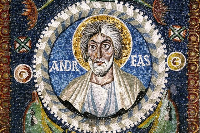 The Saint Andrew Christmas Novena is prayed 15 times every day from the Feast of St. Andrew the Apostle (November 30) until Christmas.