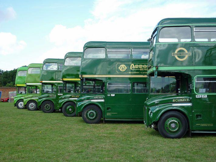 Galleries | Routemaster Association