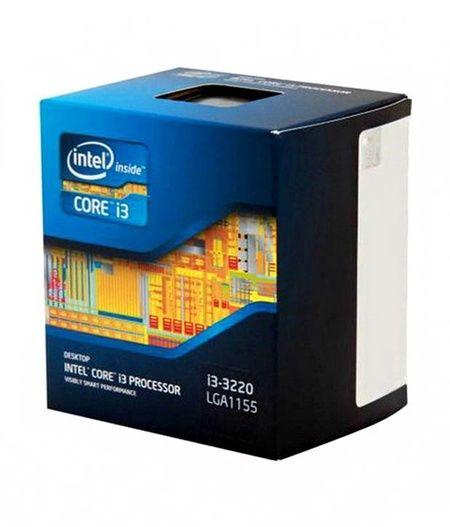 COMPUTER COMPONENTS|PROCESSOR|Intel I-3 3220 Processor (i-3 3220)