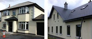 Get reliable #External #Insulation from NF plastering company at very reasonable prices. For more detail call us now at 0858476169