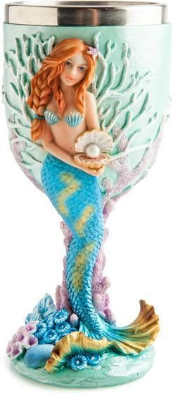 Homewares - Mermaid Goblet