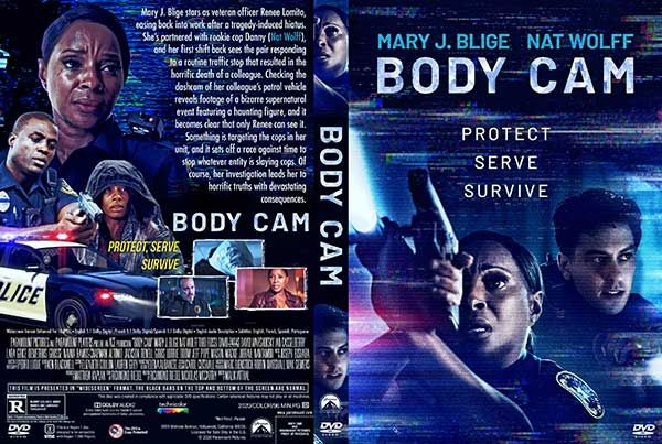 Body Cam 2020 Dvd Cover Dvd Covers Movie Covers Movie Blog