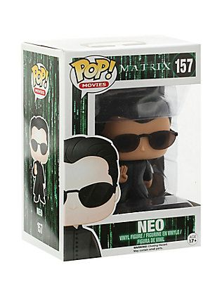Funko Matrix Pop! Neo Vinyl Figure,