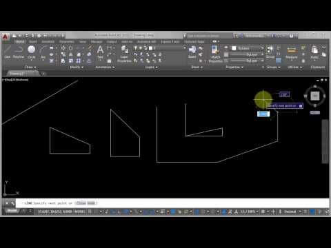 Everything You Need to Know About AutoCAD's Line Command | Design & Motion