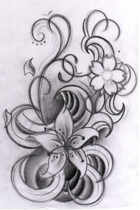 somthing that could add on to my arm tattoo..