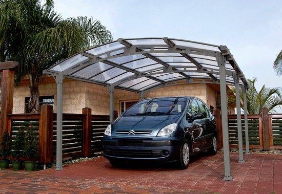 Carport 18 m² ALMICAR 362 x 502 x 242 cm au meilleur prix ! - LeKingStore