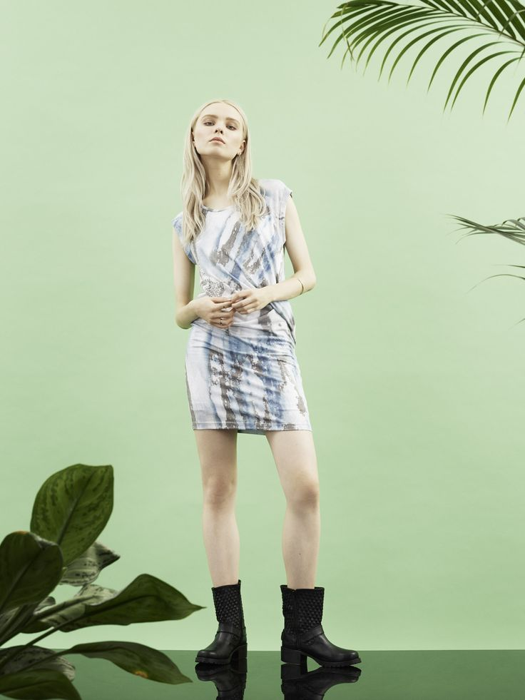 SS15 mbyM mbyM's signature style is raw femininity mixed with Scandinavian  coolness. By creating stylish