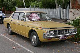1973-1975 Toyota Crown (MS65) SE sedan (2015-12-07