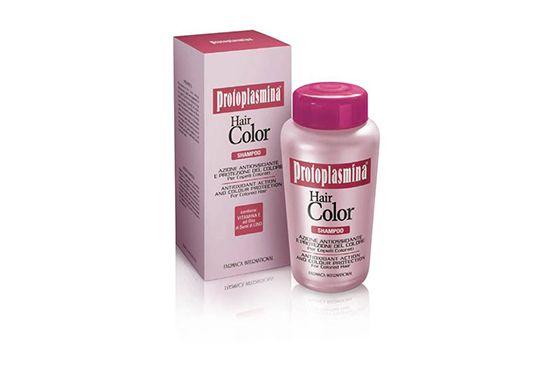 Hair Color Shampoo: Azione antiossidante e protezione del colore per capelli colorati  Deterge delicatamente i capelli senza appesantirli ed è in grado di garantire un effetto di lunga durata del colore.