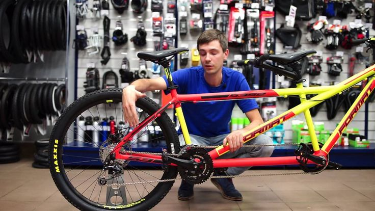 Тандем Format 5352 2016 ОБЗОР двухместный велосипед!