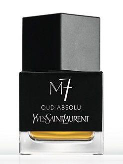 Yves Saint Laurent - M7 Oud Absolu Eau de Toilette/2.7 oz.  l Saks Fifth Avenue