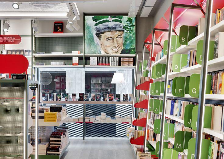 Mondadori New Concept Store. Milan