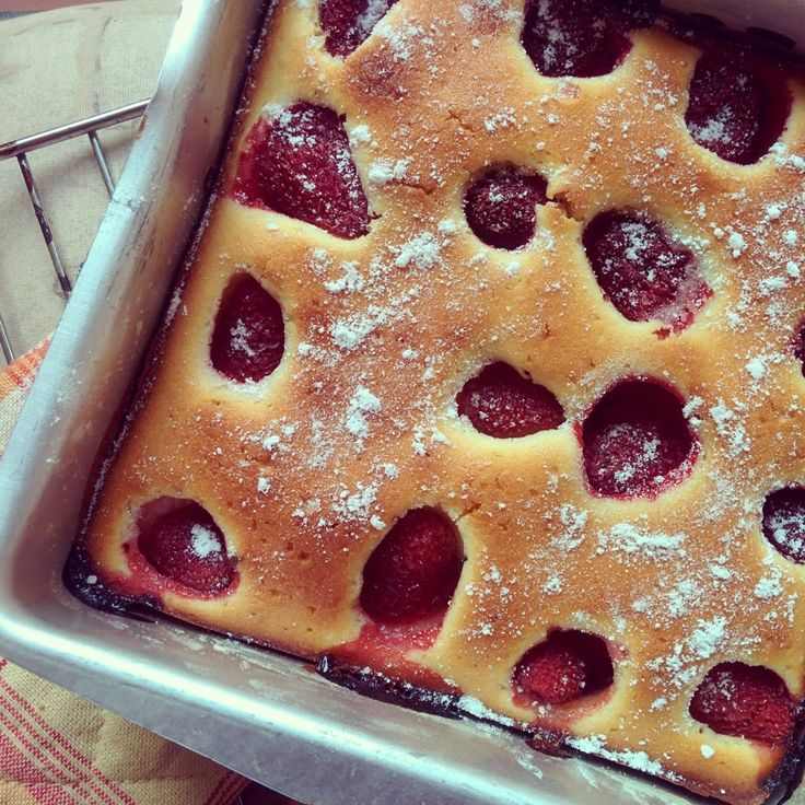 Strawberry Cake Recipe. Who is not fond of luscious bright beauties in form of strawberries? Winter in Bangalore and one can not miss out stacks of strawber...