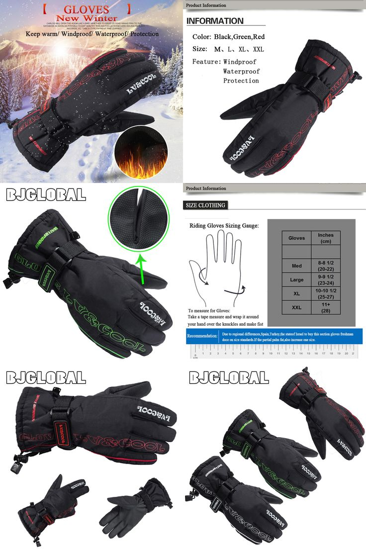 Motorcycle gloves smell -  Visit To Buy Winter Motorcycle Gloves Men Racing Waterproof Windproof Warm Leather Cycling Bicycle