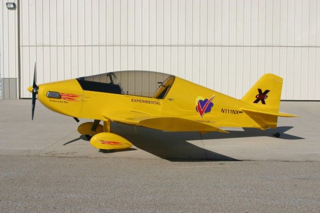 Onex from Sonex | http://www.wired.com/autopia/2012/02/single-seat-diy-airplanes-pack-maximum-bang-for-the-buck/