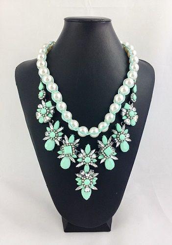 statement necklace at valen accessories