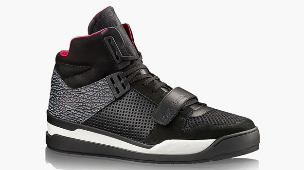 The Inspirations Behind This Louis Vuitton Sneaker Are Quite Obvious