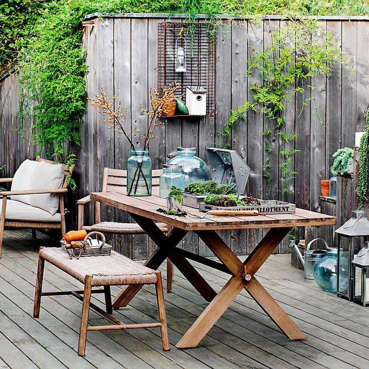 Buy John Lewis Croft Collection Islay Outdoor Furniture | John Lewis