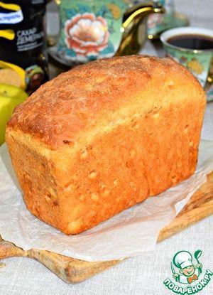 Рецепт: Яблочный десертный хлеб